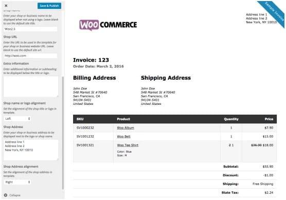 Customizing Document
