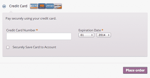 WooCommerce Intuit Checkout Pages