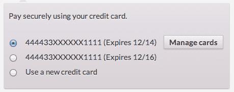 WooCommerce eWay Token Payments