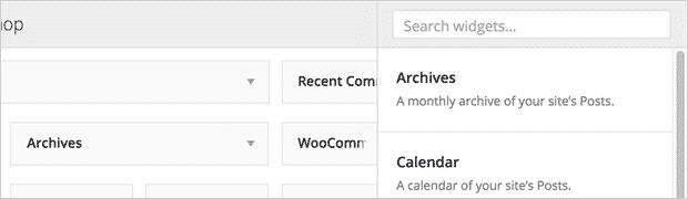 add-widgets