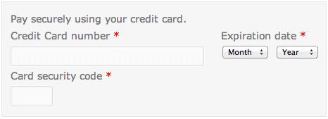 WooCommerce Elavon VM Payment Gateway Checkout Experience